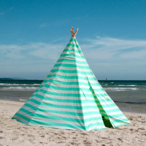 Spearmint Green Teepee ( Tipi )