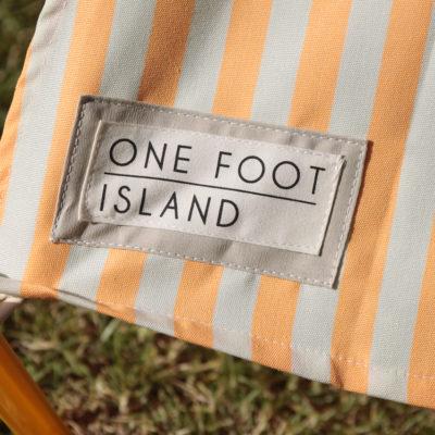 Tangerine Orange Sun Tent – Beach Shade